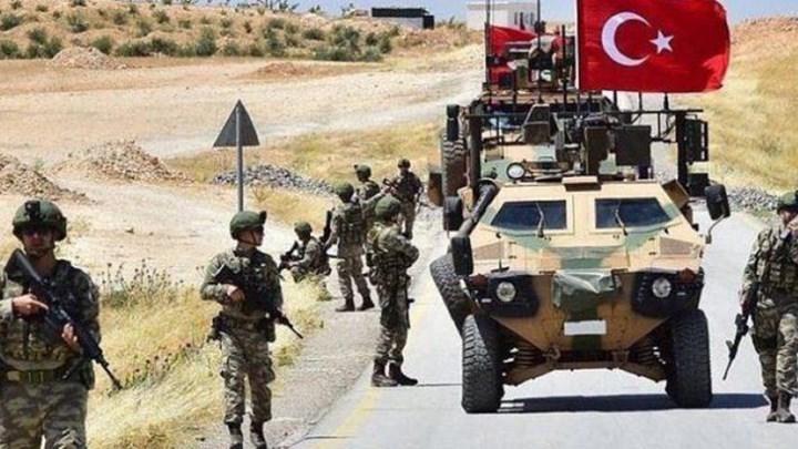 Η Τουρκία αποσύρει δυνάμεις