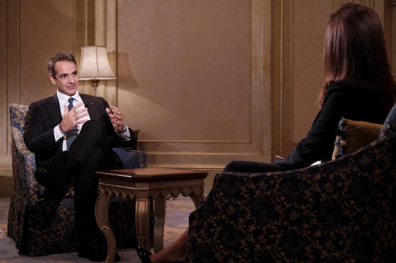Συνέντευξη του πρωθυπουργού στο Sky News Arabia