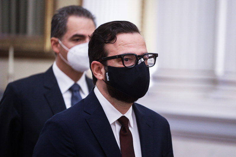 Χρήστος Ταραντίλης, ο νέος κυβερνητικός εκπρόσωπος